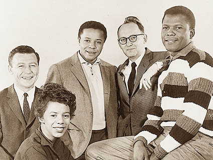Raisin in the Sun - historic team photo