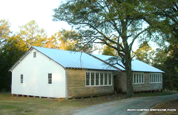 Rosenwald School as it is today