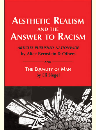 Answer to Racism cover