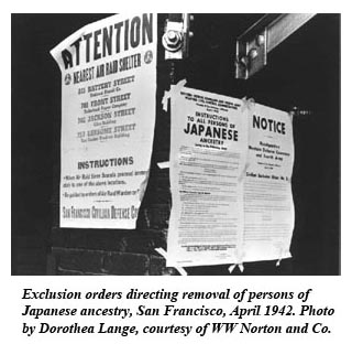 Japanese Relocation Posters